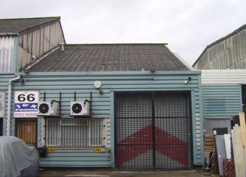 Thumbnail Industrial for sale in Unit 66, Waterside Trading Centre, Trumpers Way, London