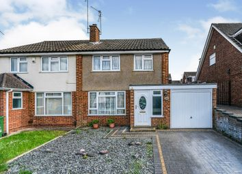 Thumbnail 3 bed semi-detached house for sale in Sudbury Road, Luton