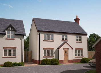 Thumbnail 4 bed detached house for sale in The Pastures, Tilstock Lane, Tilstock