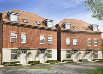 "Thumbnail 3 bedroom semi-detached house for sale in ""Padstow"" at Dorman Avenue North, Aylesham, Canterbury"