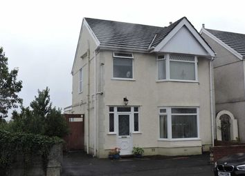 Thumbnail 4 bed detached house for sale in Moriah Road, Treboeth, Swansea