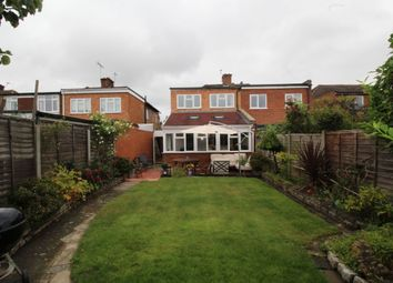 Thumbnail 4 bed semi-detached house for sale in Desford Way, Ashford