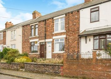 Thumbnail 3 bedroom terraced house for sale in Rock Terrace, New Brancepeth, Durham, County Durham