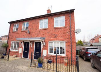 Thumbnail 2 bed semi-detached house for sale in Brickfield Lane, Shipston-On-Stour