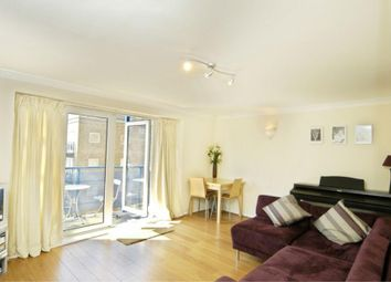 Thumbnail 1 bed flat to rent in Jardine Road, London