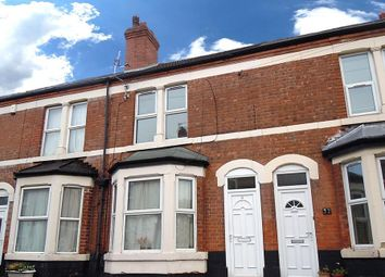 Thumbnail 3 bedroom terraced house to rent in Glapton Road, Nottingham