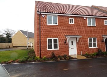Thumbnail 2 bed property to rent in Batchelors Loke, Stalham, Norwich