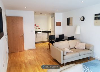 Thumbnail 1 bed flat to rent in The Quays, Greater Manchester