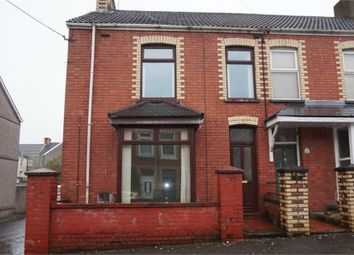 Thumbnail 3 bed semi-detached house for sale in Picton Street, Kenfig Hill, Bridgend