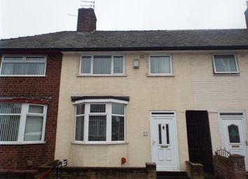 Thumbnail 3 bed terraced house for sale in Montrose Road, Liverpool, Merseyside, England