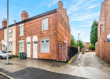 Thumbnail 2 bed end terrace house for sale in Weston Street, Walsall