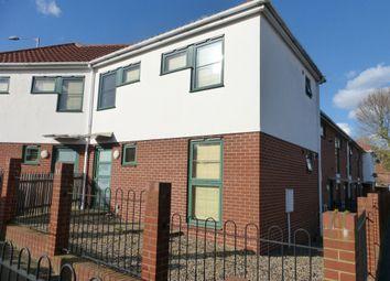 Thumbnail 2 bedroom end terrace house for sale in Oak Lane, Norwich