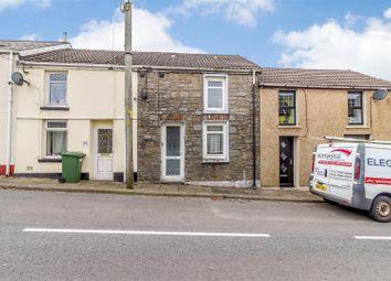 2 bed terraced house for sale in Regent Street, Aberaman, Aberdare CF44