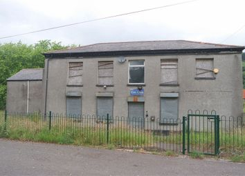 Thumbnail Commercial property for sale in Glyncorrwg Conservative Club, Glyncorrwg, Port Talbot, West Glamorgan