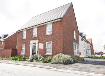 Thumbnail 4 bed detached house to rent in Edale Close, Washington