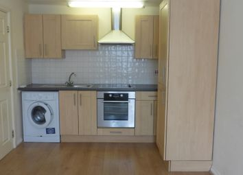 Thumbnail 1 bed flat to rent in High Street, Ramsey, Huntingdon