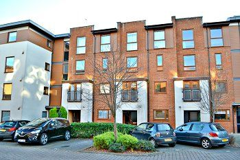 Thumbnail 3 bed property for sale in Rampling Court, Commonwealth Drive, Three Bridges, Crawley, West Sussex
