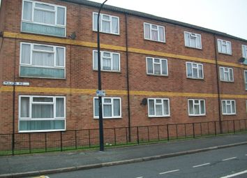 Thumbnail 3 bed flat to rent in Henniker Road, London