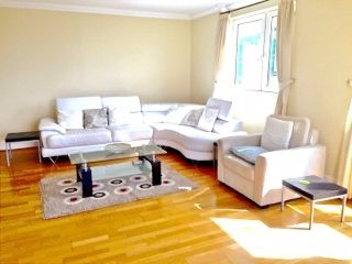 Thumbnail 3 bed flat to rent in Bridge House, 18 St. George Wharf, 21, Greater London