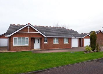 Thumbnail 3 bed detached bungalow for sale in Scholars Green, Wigton, Cumbria