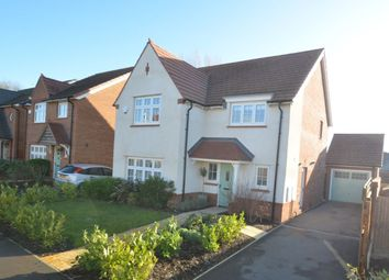 4 bed detached house for sale in Manor Road, Barton Seagrave, Kettering NN15