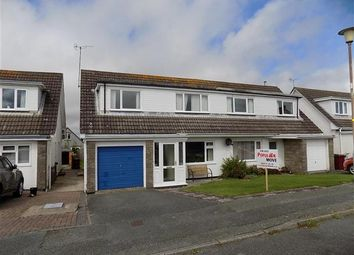 Thumbnail 3 bed semi-detached house for sale in St Brides View, Roch, Haverfordwest