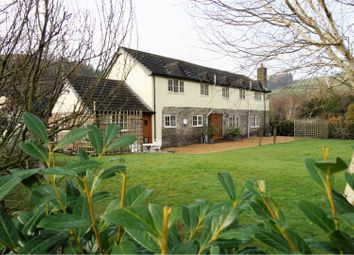 Thumbnail 7 bed country house for sale in Heyope, Knighton