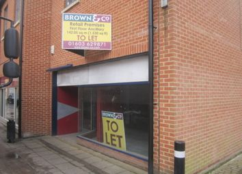 Thumbnail Retail premises to let in Spelmans Meadow, St. Hilda Road, Dereham