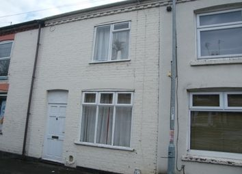 Thumbnail 3 bed terraced house to rent in Silver Street, Peterborough
