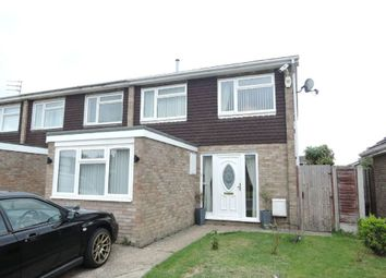 Thumbnail 3 bed end terrace house for sale in Kingsman Drive, Clacton-On-Sea