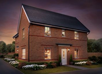 "Thumbnail 3 bedroom end terrace house for sale in ""Moresby"" at St. Georges Way, Newport"