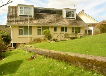 Thumbnail 4 bed detached bungalow to rent in Venton Road, Falmouth