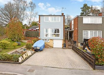Thumbnail 5 bed detached house for sale in Old Pasture Road, Frimley, Camberley