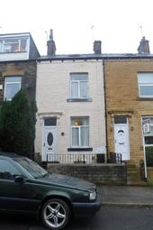 Thumbnail 2 bed terraced house for sale in Runswick Terrace, Bradford