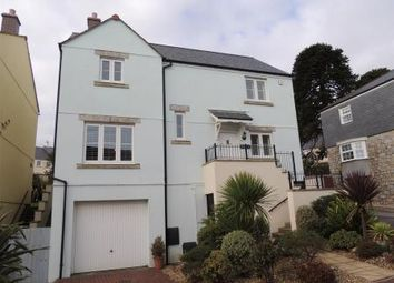 Thumbnail 4 bed detached house for sale in Garden Walk, Duporth, St. Austell