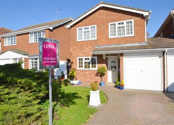 Thumbnail 4 bedroom detached house for sale in Church Road, Shoeburyness, Southend-On-Sea