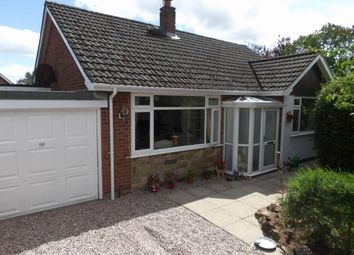 Thumbnail 2 bed bungalow for sale in Ridge Close, Barlaston, Stoke-On-Trent