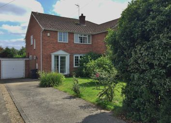 Thumbnail 4 bed semi-detached house for sale in Branton Close, Great Ouseburn, York