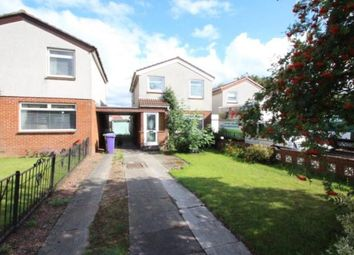 Thumbnail 3 bed detached house for sale in Forteviot Place, Swinton, Glasgow, Lanarkshire