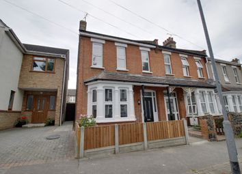 Thumbnail 3 bed end terrace house to rent in Inverness Avenue, Westcliff On Sea