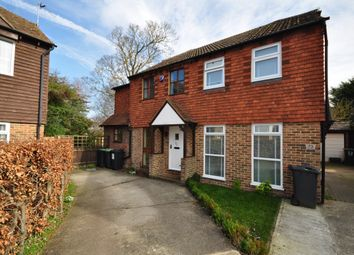 Thumbnail 3 bed semi-detached house to rent in Cherry Orchard, Ditton, Aylesford