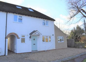 Thumbnail 4 bed semi-detached house to rent in Arthur Road, Farnham