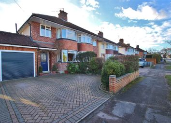 Thumbnail 4 bed semi-detached house for sale in Horsell, Surrey