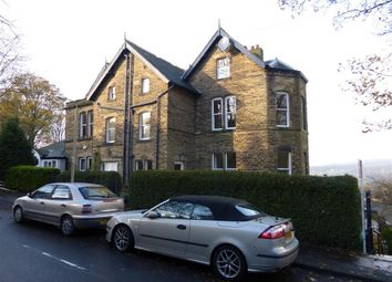 Thumbnail 1 bed flat to rent in Crossbeck Road, Ilkley