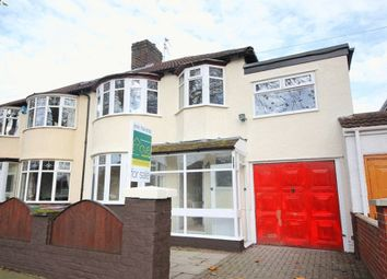 Thumbnail 4 bed semi-detached house for sale in Brodie Avenue, West Allerton, Liverpool