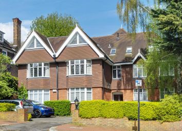 Thumbnail 3 bed flat for sale in Greenaway Gardens, Hampstead