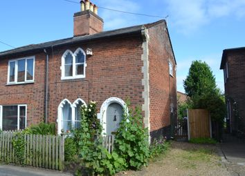 Thumbnail 1 bed semi-detached house for sale in Southend Road, Bungay