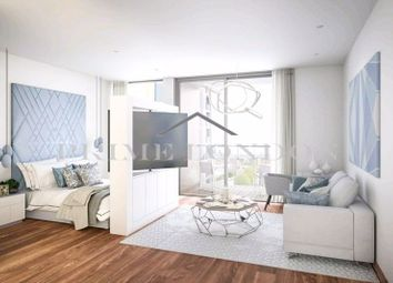 Thumbnail Studio for sale in Maine Tower, Harbour Central, Canary Wharf