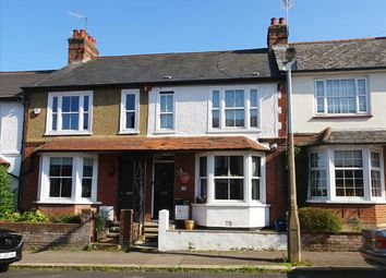 Thumbnail 2 bed terraced house for sale in Rudolph Road, Bushey WD23.
