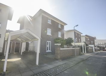 Thumbnail 4 bed terraced house to rent in Sextant Avenue, Docklands, London